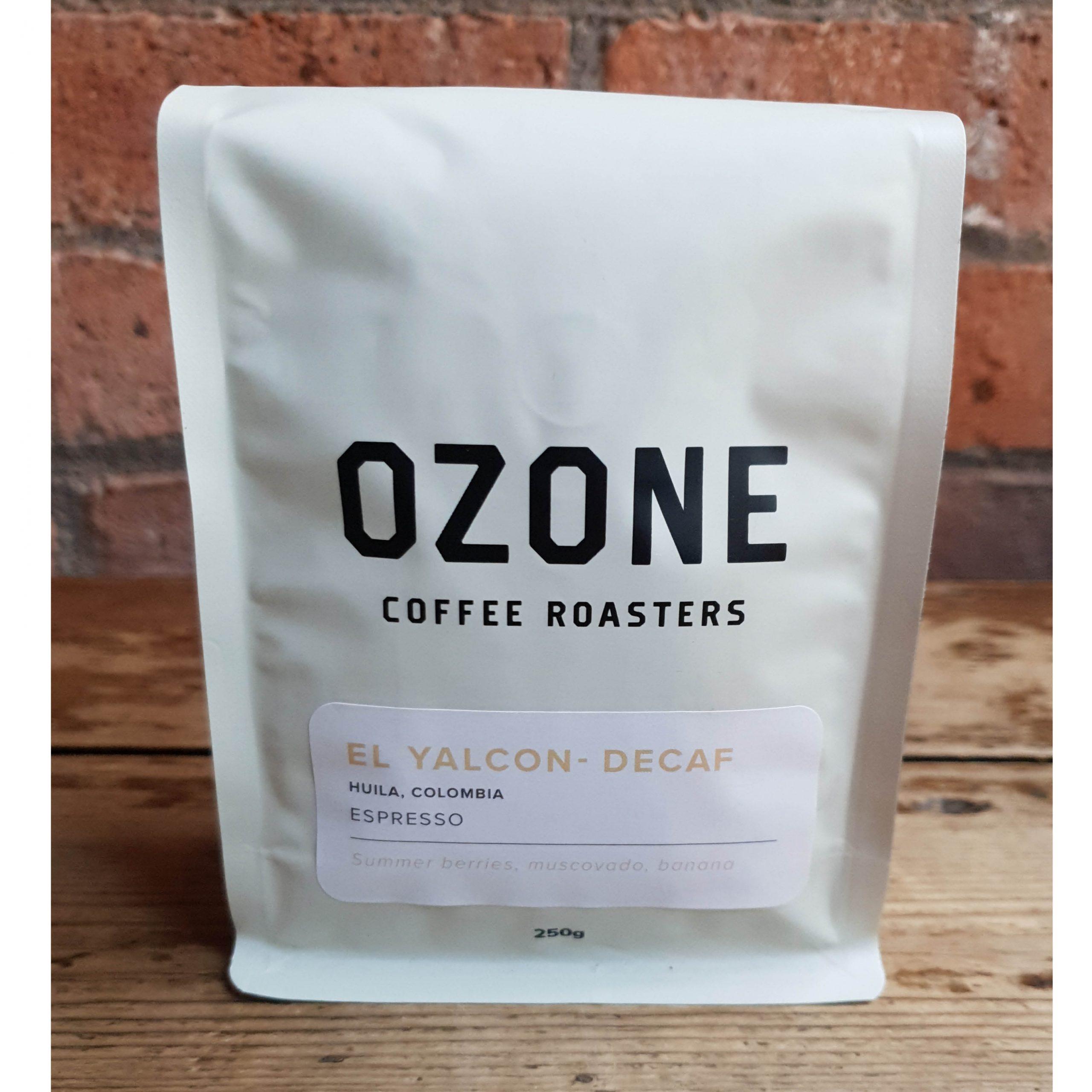 Ozone Decaf 250g
