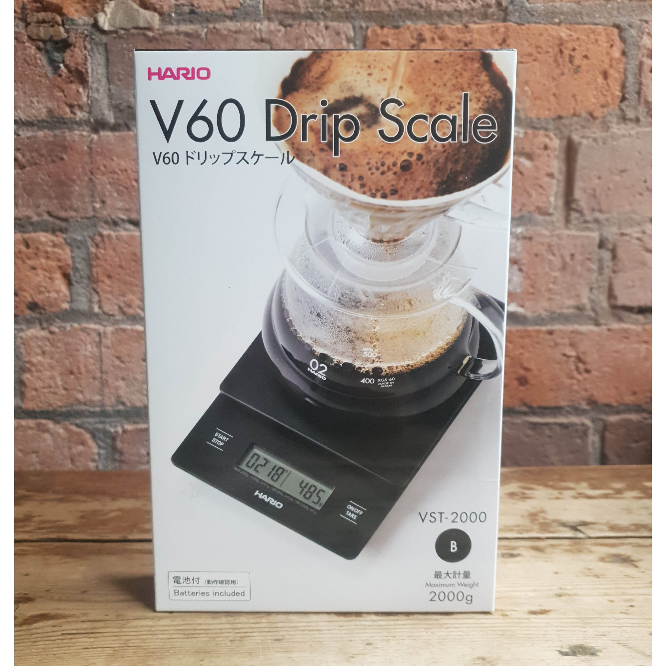 V60 Drip Scale