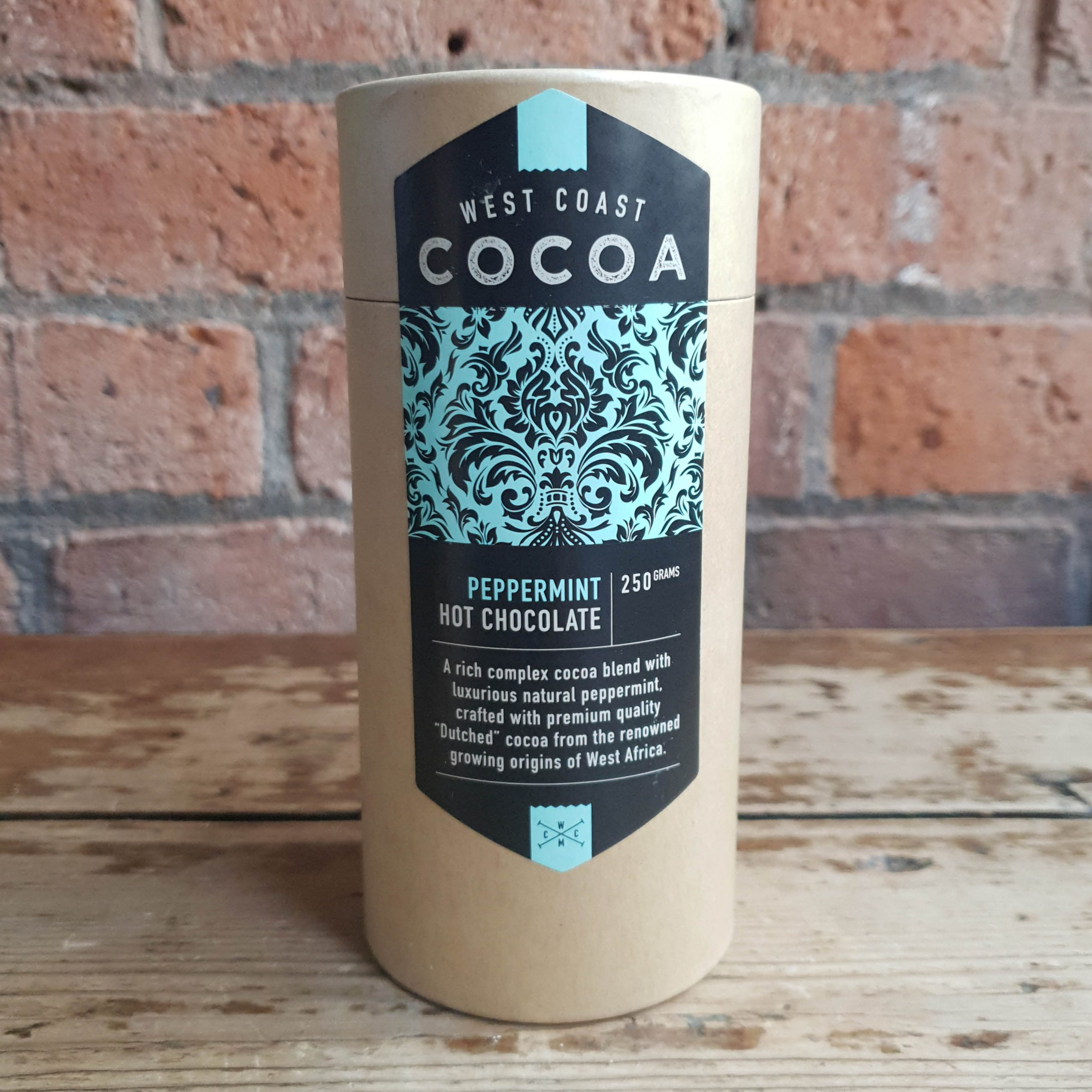 West Coast Peppermint Hot Chocolate 250g